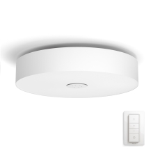 Philips 40340/31/P7 - Plafonnier LED à intensité modulable FAIR HUE LED/39W/230V