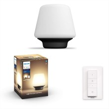 Philips 40801/30/P6 - Lampe de table dimmable LED HUE WELLNESS 1xE27/8,5W/230V + télécommande