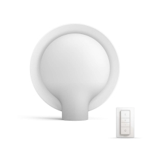 Philips 40975/31/P7 - Lampe de table LED à intensité modulable HUE FELICITY E27/9,5W/230V
