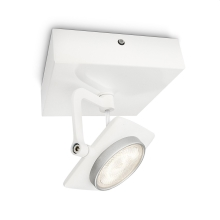 Philips 53190/31/16 - Spot à intensité modulable LED MILLENNIUM 1xLED/4W/230V