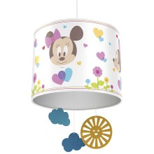 Philips 71753/31/16 - Suspension avec fil pour enfant DISNEY MINNIE 1xE27/23W/230V