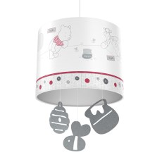 Philips 71753/34/16 - Lustre enfant WINNIE L'OURSON 1xE27/23W/230V
