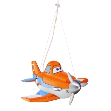 Philips 71759/53/16 - LED Hanglamp kinderkamer DISNEY PLANES 3xLED/3W/230V
