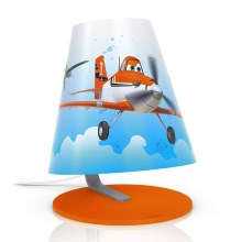 Philips 71764/53/16 - Lampe de table LED enfant DISNEY PLANES LED/3W/230V