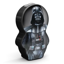 Philips 71767/98/16 - LED Lampe de poche enfant STAR WARS 1xLED/0,3W/2xAAA