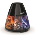 Philips 71769/30/P0 - Projecteur enfant LED DISNEY STAR WARS LED/0,1W/3xAA