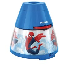 Philips 71769/40/16 - Projecteur LED enfant MARVEL SPIDER MAN LED/0,1W/3xAA