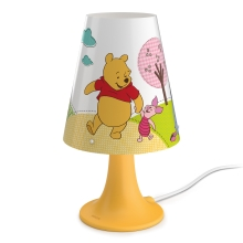 Philips 71795/34/16 - Lampe de table enfant DISNEY WINNIE L'OURSON LED/2,3W/230V