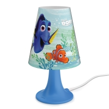 Philips 71795/90/16 - LED Tafellamp kinderkamer DISNEY DORY LED/2,3W/230V