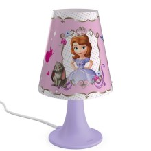 Philips 71795/96/16 - Lampe LED pour enfant DISNEY SOFIA 1xLED/2,3W/230V