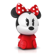 Philips 71883/57/P0 - Lampe enfant DISNEY MINNIE MOUSE LED/0,1W/USB