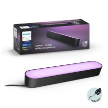 Philips 78201/30/E7 - LED RGB tafellamp dimbaar HUE WHITE AND COLOR AMBIANCE LED/6W/230V