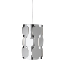 Philips Massive 40643/11/10 - Lustre suspension BERTHOLO 1xE27/60W Chrome