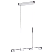 Rabalux 6665 - Suspension LED ZAHRA 4xLED/5W/230V