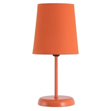 Rabalux - Lampe de table 1xE14/40W/230V orange