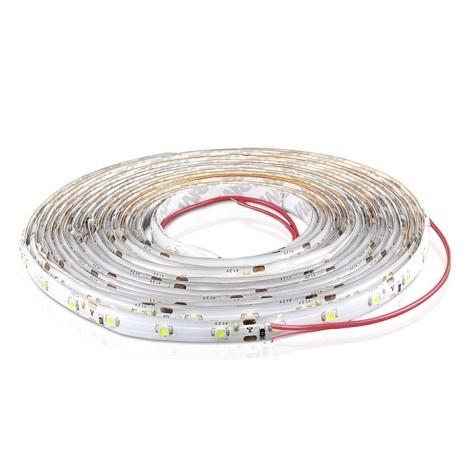 Ruban LED salle de bain 5m LED/16W /12V IP44 blanc