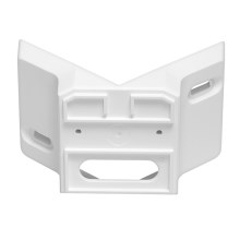 STEINEL 630218 - Support d'angle 01 blanc