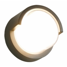 Top Light Malaga K - LED Wandlamp voor buiten LED/8W/230V IP54