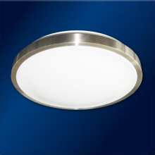 Top Light Ontario - LED Badkamker plafondlamp LED/24W/230V IP44