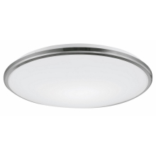 Top Light Silver KL 4000 - LED Badkamer plafondverlichting LED/24W/230V IP44