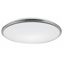 Top Light Silver KS 6000 - LED Badkamer plafondverlichting LED/10W/230V IP44