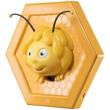 Varta 1563 - Applique murale LED enfant MAYA THE BEE LED/3xAA