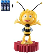 Varta 15635 - LED Kinder nachtlampje MAYA THE BEE LED/3xAA