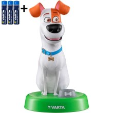Varta 15641 - LED Kinderlamp THE SECRET LIFE OF PETS LED/3xAAA