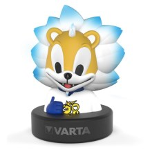 Varta 15660 - LED Kinderlamp FINKEY LED/3xAA