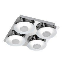 Wofi 9216.04.01.0000 - Plafonnier LED SPACE 4xLED/6W/230V